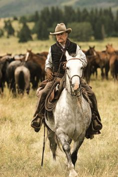 TV Miniseries Movie Broken Trail 2006 Robert Duvall as Prentice Prent Ritter Western Film, Western Movies, Western Art, Cowboy Horse, Cowboy And Cowgirl, Westerns, Lonesome Dove, Cowboy Pictures, Robert Duvall