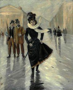 http://www.bookess.com/read/16767-um-baile-uma-vida-amigas-para-sempre/ *ROMANCE  *Art of Emile Bernard - Google Search