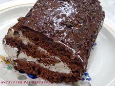 Desert Recipes, Sweet Recipes, Banana Bread, Caramel, Deserts, Rolls, Sweets, Chocolate, Food