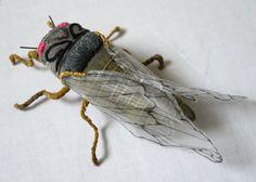 Yumi Okita ; Textile Creatures