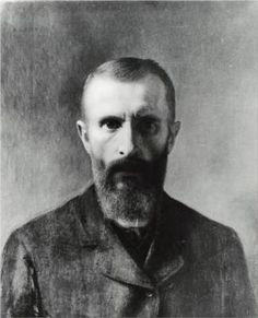 Aleksander Gierymski (Polish: 1850-1901) | Self Portrait