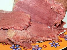 Pressure Cooker Corned Beef. Photo by **Jubes**