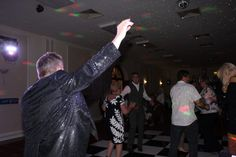 Wow! What a great night was had by all at Tony's surprise 60th Birthday Party.   Debra chose The Rat Pack and Robbie tributes for this very special occasion to ensure there was music to please everyone.   It was a truly fantastic celebration!  See more pictures at https://www.andywilshersings.co.uk/shows/birthdays/tonys-surprise-60th-birthday-party/