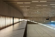 Lussy Sport Hall,© Jantscher Thomas