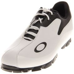 SALE - Oakley Holdover Golf Cleats Mens White - Was $100.00. BUY Now - ONLY $84.99