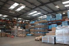 4 Signs You Need To Invest In a New Distribution Warehouse Layout (And What To Do About It) Where To Buy Pallets, Warehouse Layout, Wholesale Pallets, Wellington House, Buy Store, Asset Management, Buying Wholesale, Pallet Furniture