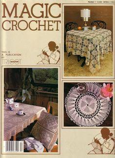 Magic Crochet Nº 17 - Rosio Llamas - Album Web Picasa