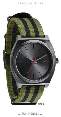 Quiero esta correa para mi reloj. Las correas de cuero se ponen hediondas estas no.
