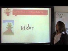 Spelling: korte klank aan het einde van het stukje