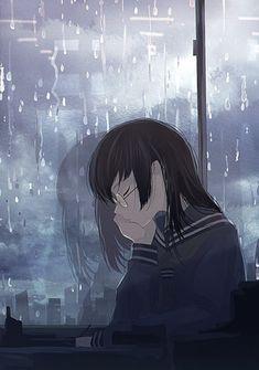 Sad Anime Girls