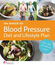 Healthy recipes for high blood pressure