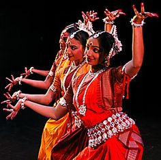 Indian Classical dance - Bharatanatyam is my favorite with Kathak as my second
