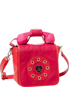 RING ME CROSSBODY PINK accessories handbags non leather no sub class