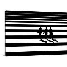 Canvas On Demand Horizontal by Natalia Baras Photographic Print on Canvas Size: