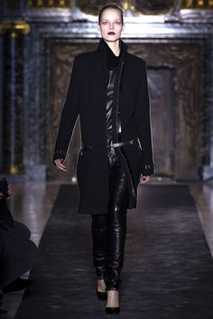 Anthony Vaccarello Fall 2013 Ready-to-Wear - Collection - Gallery - Look 1 - Style.com
