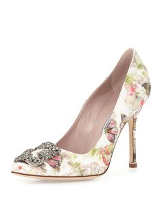 2c1e9402a9a0 60 White Bridal Shoes That are Anything But Boring