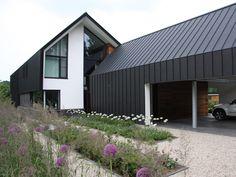 architectuur woning buitengebied zink - Google zoeken