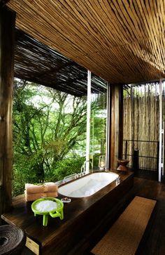 Singita Sweni Lodge - Kruger National Park, South Africa