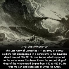 Mysteries Of The World, Ancient Mysteries, Wow Facts, Wtf Fun Facts, Ancient Aliens, Ancient History, Cyrus The Great, Interesting Facts About World, Creepy Facts