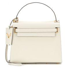 Valentino - My Rockstud leather shoulder bag - mytheresa.com