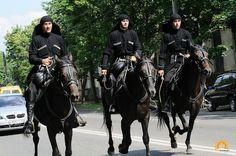 Circassian men traditional attire dress costume North Caucasus people culture