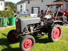 Traktor Kramer KLS 140 Hydraulik Deutz Motor Schlepper Oldtimer Bulldog | eBay