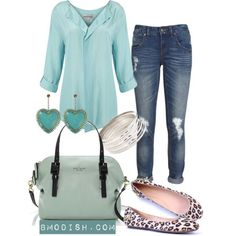 Polyvore Summer Outfits | summer outfit - Polyvore | Fashion