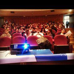 Επιστροφή στον τόπο που ξεκίνησα. Σεμινάριο πολιτικής επικοινωνίας σε φοιτητές του Παντείου Πανεπιστημίου. (at Αμφιθέατρο Σάκη Καράγιωργα ΙΙ) Wrestling, Sports, Lucha Libre, Hs Sports, Sport