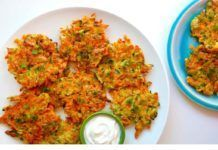 Quick and Crispy Vegetable Fritters | Amazingly Easy and Delicious