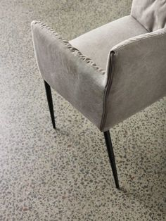Erica Dining Chair - The Rug Collection Dining Table Chairs, Upholstered Dining Chairs, Espresso, Relax, Rugs, Furniture, Collection, Parsons Chairs, Overstuffed Chairs