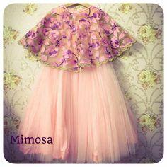 Pinterest :@achyi Little Girl Dresses, Girls Dresses, Flower Girl Dresses, Baby Dresses, Frocks For Girls, Kids Frocks, Frock Design, Kids Indian Wear, Kids Party Wear