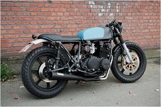 Yamaha XS750 by the WrenchMonkees ~ Return of the Cafe Racers
