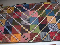 Humble Quilts: Leftovers