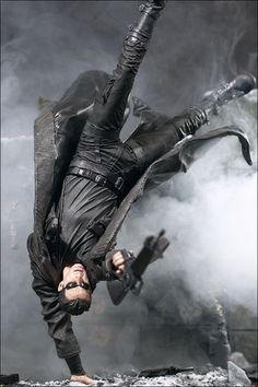 Neo - the-matrix Photo