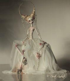 Потрясающие куклы ручной работы - Флейм