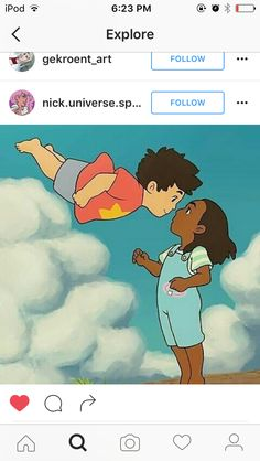 Ponyo more like Steven Universe