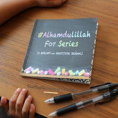 Muslim Homeschool Ayeina Gratitude Journal