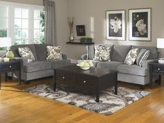 Fall In Love With The Yvette Steel Sofa U0026 Loveseat By Signature Design By  Ashley At United Furniture In Stockton, CA.