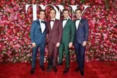 Tonight, the 72nd Annual Tony Awards honored nominees for their excellence in Broadway theater.
