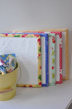 design boards for quilt blocks