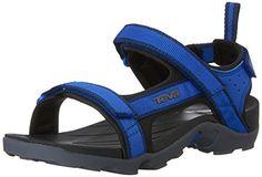 2f94618be Teva Tanza Sport Sandal (Toddler Little Kid Big Kid) (11 M US Little Kid