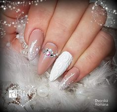 Winter Nails, Beauty, Beauty Illustration