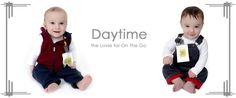 Lovie Daytime is the Wearable Lovie for On-The-Go comfort! Made of 100% cotton velour, it clips directly onto clothing or stroller straps for when you are out and about with your little one.