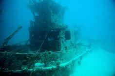A treasure hunt for the adventure seekers! #vivantabytaj #vivanta #Maldives #CoralReef #sea #ocean #diving #shipwreck #adventure