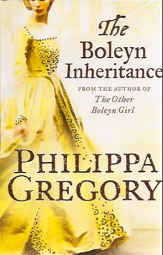 The Boleyn Inheritance: Philippa Gregory: 9781439124673: Amazon.com: Books