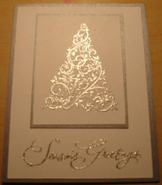 Snow Swirled CASE by hquinzelle - Cards and Paper Crafts at Splitcoaststampers