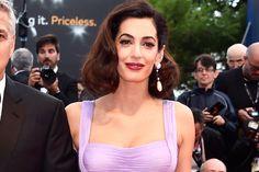 Amal Clooney usou o vestido de fada mais fabuloso de todos