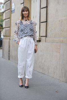 Anya. brilliant. again. the usual!  Paris. #AnyaZiourova