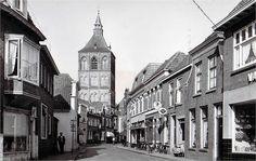 Deurningerstraat Oldenzaal (jaartal: 1950 tot 1960) - Foto's SERC