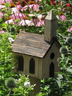 Church Birdhouse!